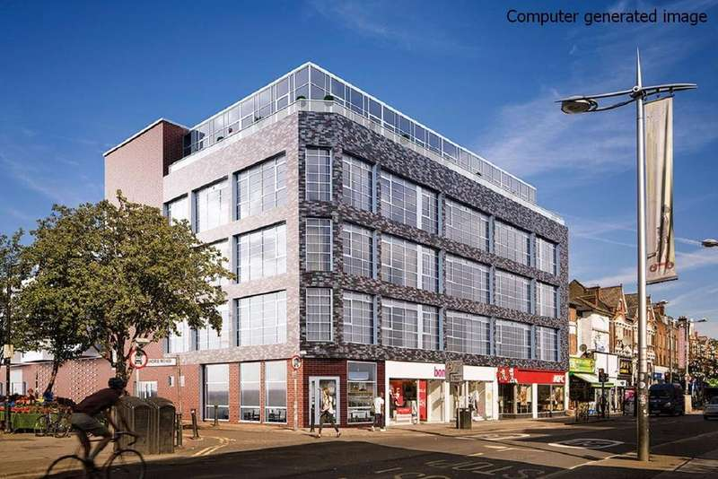 2 Bedrooms Flat for sale in The Catcher Building, Rye Lane, Peckham