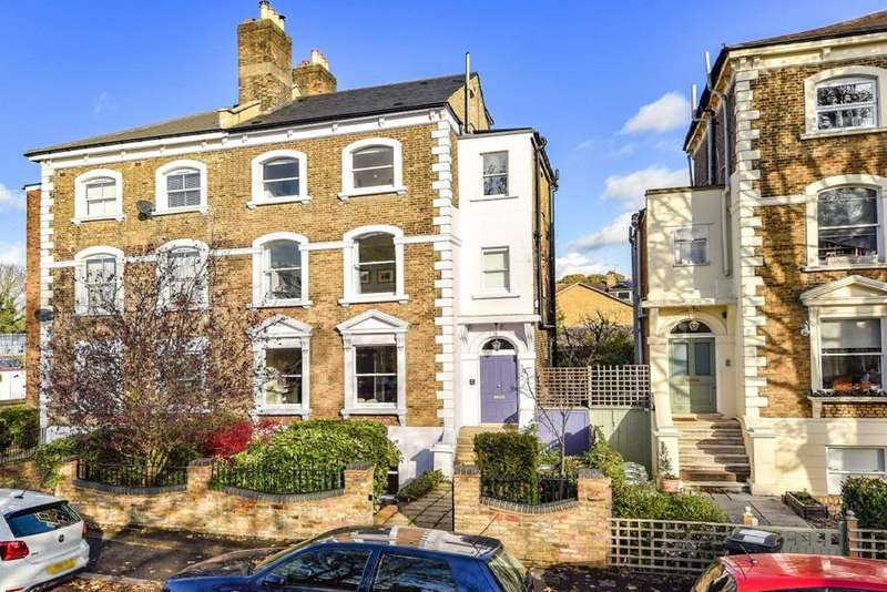 6 Bedrooms Semi Detached House for sale in Maley Avenue, Tulse Hill