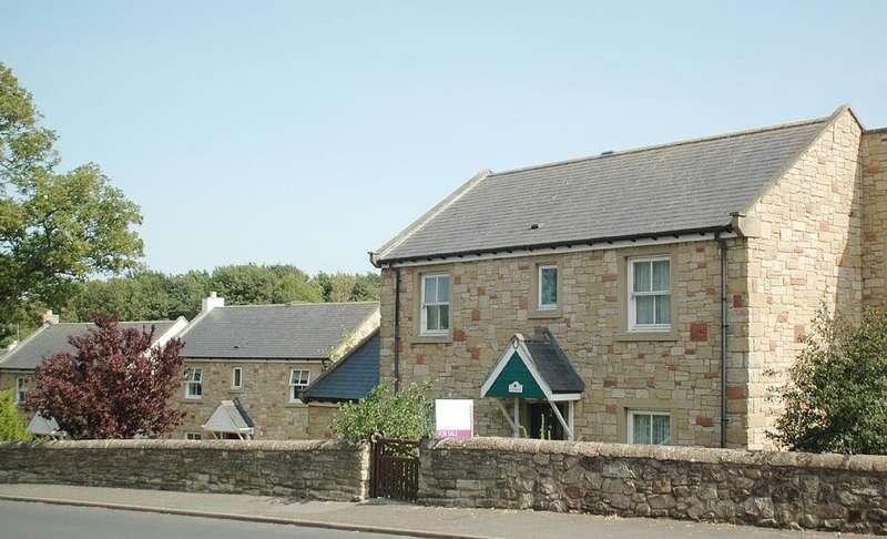 3 Bedrooms Semi Detached House for sale in Plum Tree House, Tweed Meadows, Cornhill-on-Tweed TD12 4US