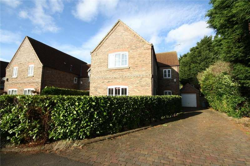 4 Bedrooms Detached House for sale in The Courtyard, Billingborough, Sleaford, NG34