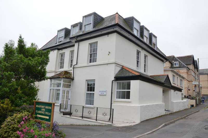 1 Bedroom Flat for sale in Apartment 6, Kingswood House, Torrs Park, Ilfracombe EX34