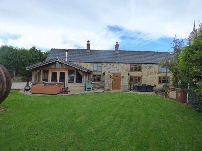 5 Bedrooms Farm House Character Property for sale in Mickley Lane, Stretton
