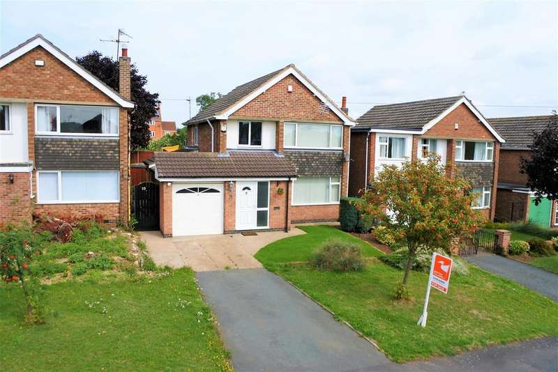 3 Bedrooms Detached House for sale in Ancaster