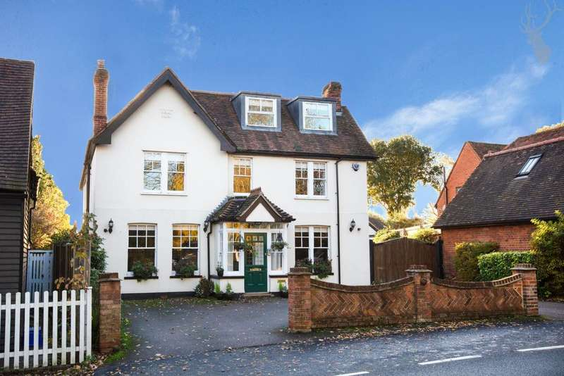 6 Bedrooms House for sale in Coopersale Street, Epping, CM16