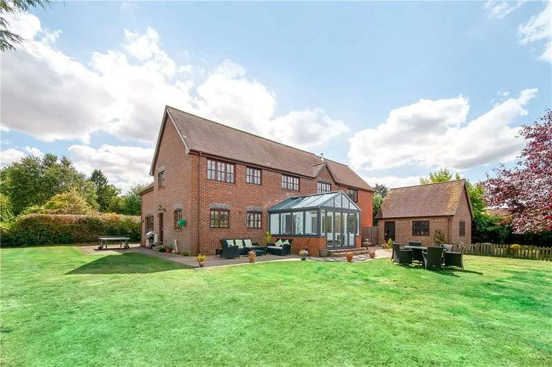 7 Bedrooms Detached House for sale in Manor Road, Twyford, Winchester, Hampshire, SO21