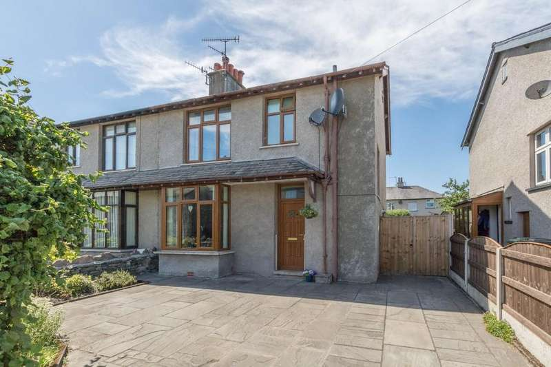 3 Bedrooms Semi Detached House for sale in 53 Appleby Road, Kendal