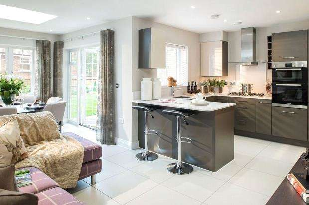 4 Bedrooms Detached House for sale in Millennium Fields, Sandy Lane, Bracknell