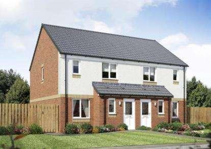 3 Bedrooms Semi Detached House for sale in Earl Grove, Coatbridge, North Lanarkshire