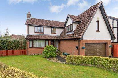 4 Bedrooms Detached House for sale in Parkinch, Erskine