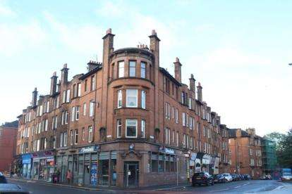 2 Bedrooms Flat for sale in Coustonholm Road, Glasgow