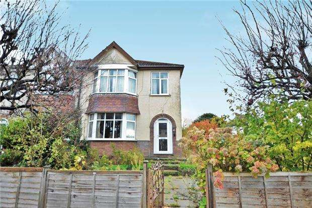 3 Bedrooms Semi Detached House for sale in Falcondale Road, BRISTOL, BS9 3JN