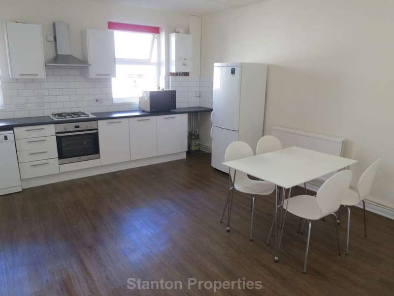 12 Bedrooms Apartment Flat for rent in ?95 pppw, Copson Street, Withington