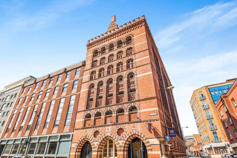 2 Bedrooms Apartment Flat for sale in Iconic building in the heart of Bristol 'The Granary'