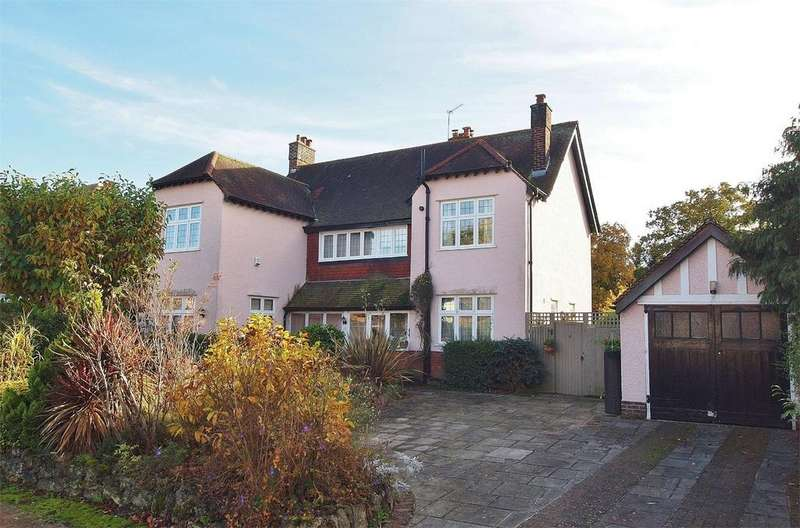 5 Bedrooms Detached House for sale in Malmains Way, Park Langley, Beckenham
