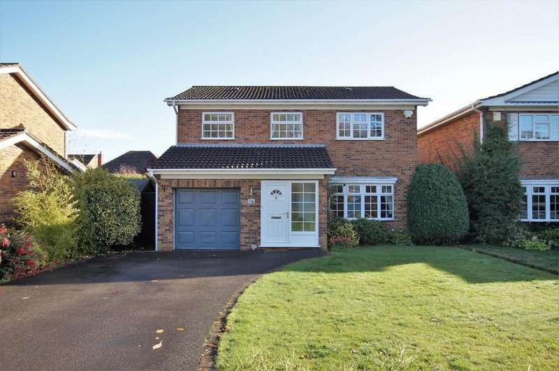 4 Bedrooms Detached House for sale in Manor Drive, Sudbrooke