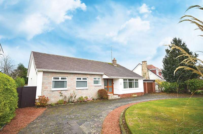 3 Bedrooms Detached Bungalow for sale in 9 Cairn Crescent, Alloway, KA7 4PP