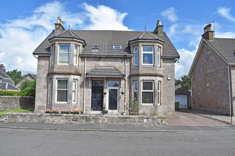 3 Bedrooms Semi Detached House for sale in 3 Alexander Street, Dumbarton, G82 2DZ