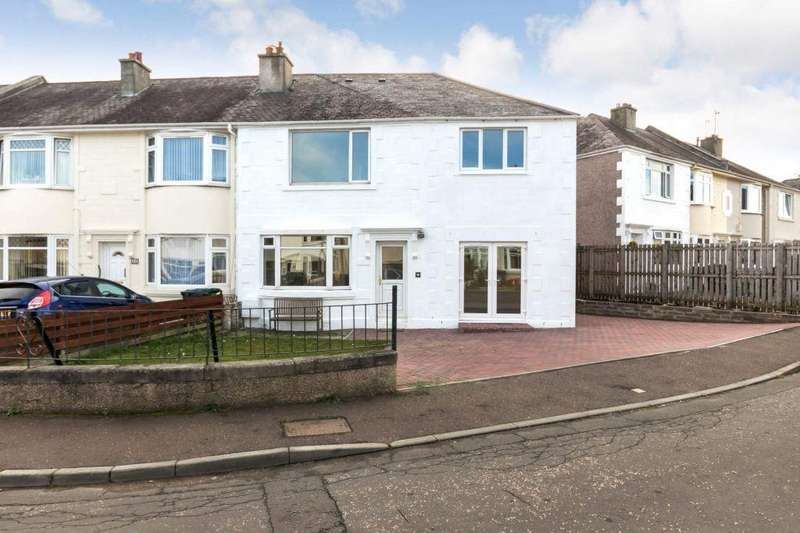 3 Bedrooms End Of Terrace House for sale in 24 Prospect Bank Gardens, Edinburgh, EH6 7PA