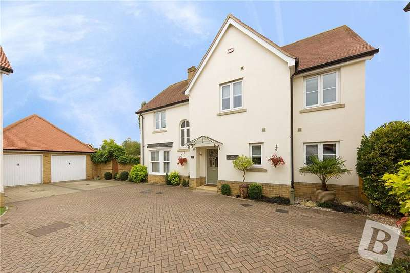 4 Bedrooms Detached House for sale in Gimli Watch, South Woodham Ferrers, Essex, CM3