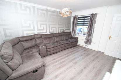 4 Bedrooms Semi Detached House for sale in Inchoch Grove, The Beeches, Garthamlock, Glasgow