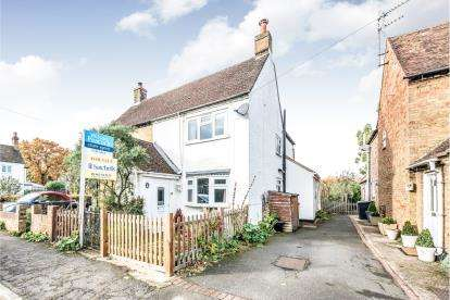 2 Bedrooms Semi Detached House for sale in Silver End Road, Haynes, Bedford, Bedfordshire