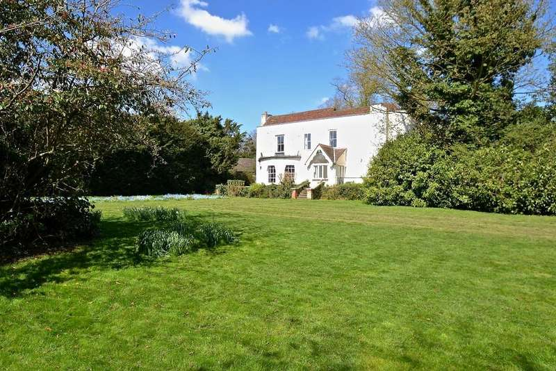 5 Bedrooms Detached House for sale in The Vicarage, Abbots Langley