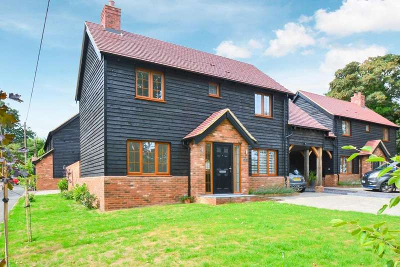 4 Bedrooms Detached House for sale in Front Street, Slip End, Luton