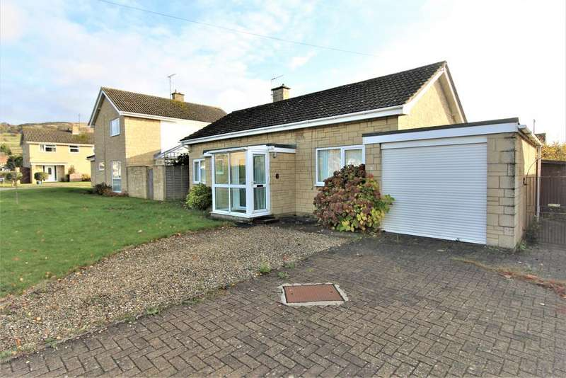 3 Bedrooms Detached Bungalow for sale in WOODMANCOTE, GL52