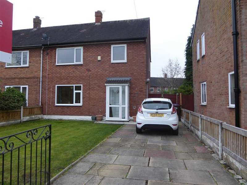 3 Bedrooms Semi Detached House for sale in Wendover Road, Manchester