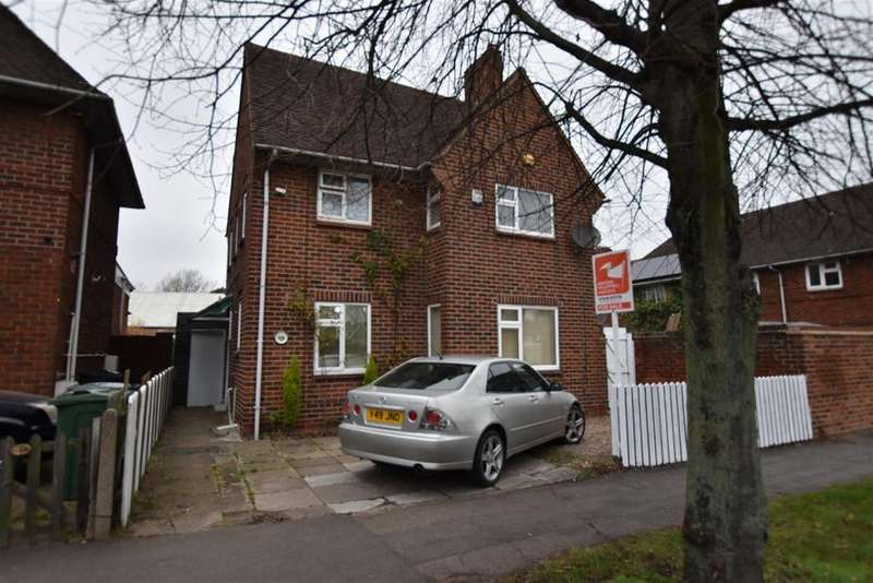 3 Bedrooms Detached House for sale in Shelthorpe Road, Loughborough