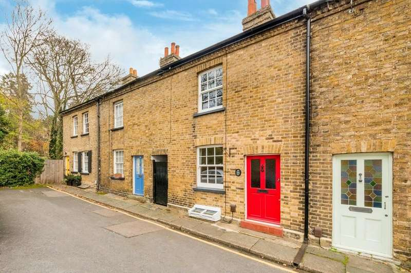 2 Bedrooms Terraced House for sale in Russell Street, Hertford, SG14