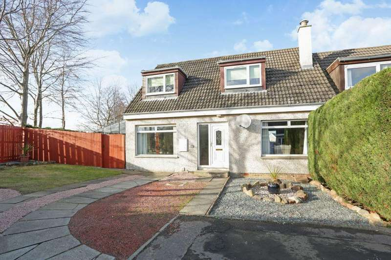 4 Bedrooms End Of Terrace House for sale in 24 Lamberton Court, Pencaitland, EH34 5BL