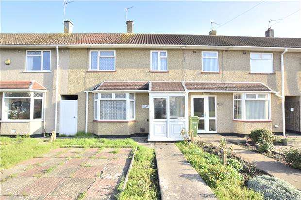 3 Bedrooms Terraced House for sale in The Warns, Cadbury Heath, BS30 8HJ
