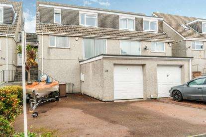 4 Bedrooms Semi Detached House for sale in Plympton, Plymouth, Devon