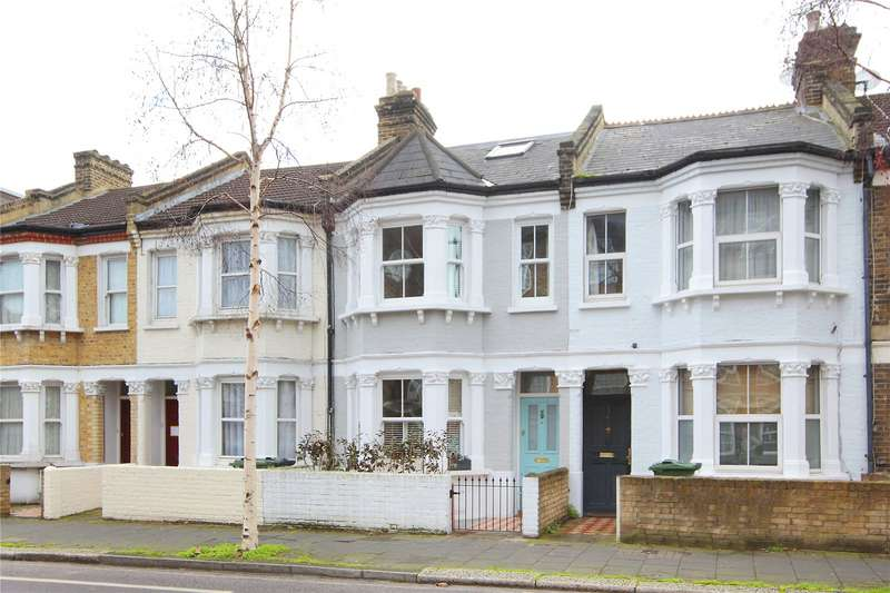 4 Bedrooms House for sale in Larkhall Lane, Clapham, London, SW4