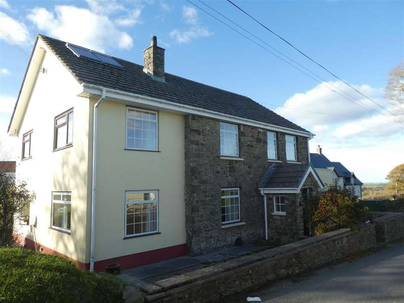 5 Bedrooms Detached House for sale in Pencae, Llanarth