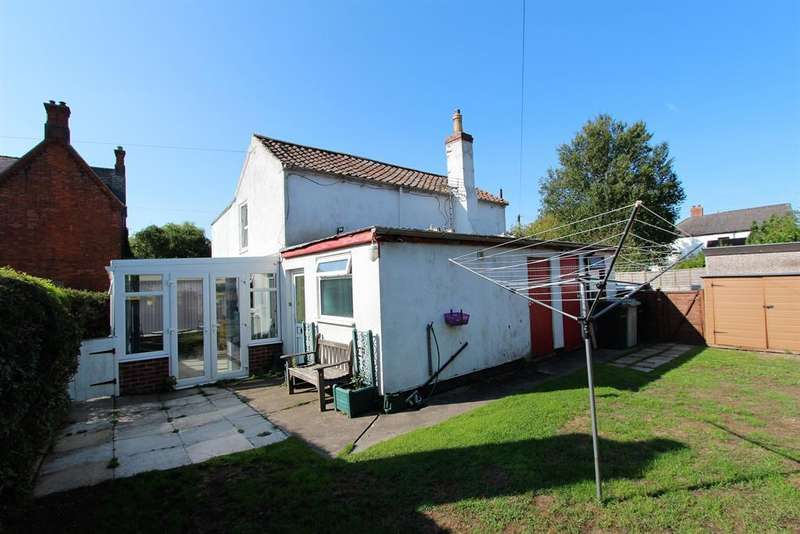 2 Bedrooms Detached House for sale in Keeling Street, North Somercotes, Louth, LN11 7QJ