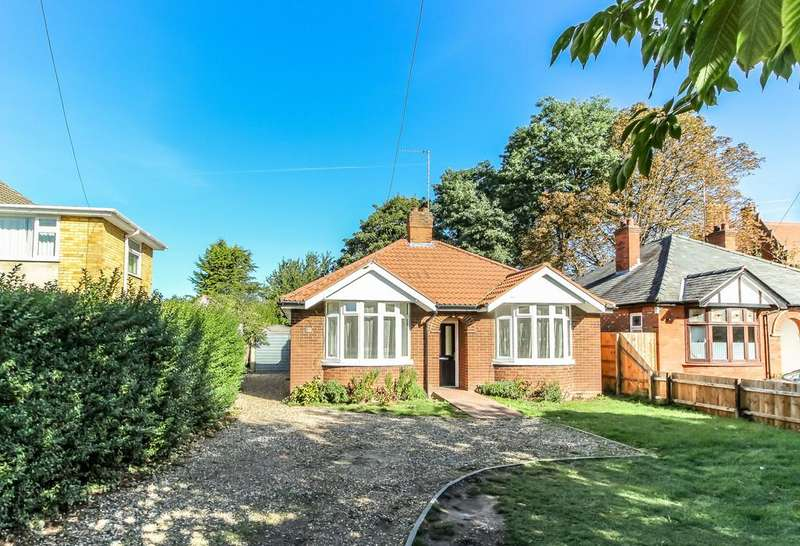 2 Bedrooms Detached Bungalow for sale in Holbeach Road, Spalding
