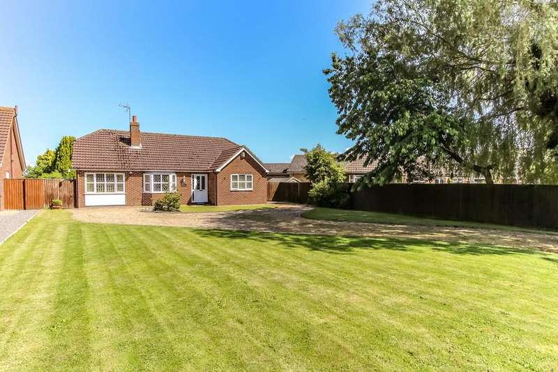 3 Bedrooms Detached Bungalow for sale in Cranesgate North, Whaplode St Catherines