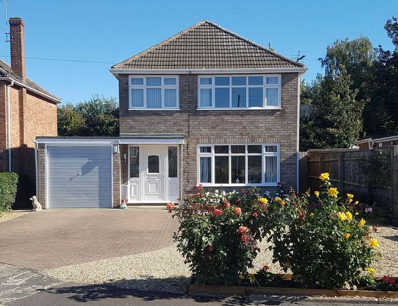 3 Bedrooms Detached House for sale in Spalding, Lincolnshire