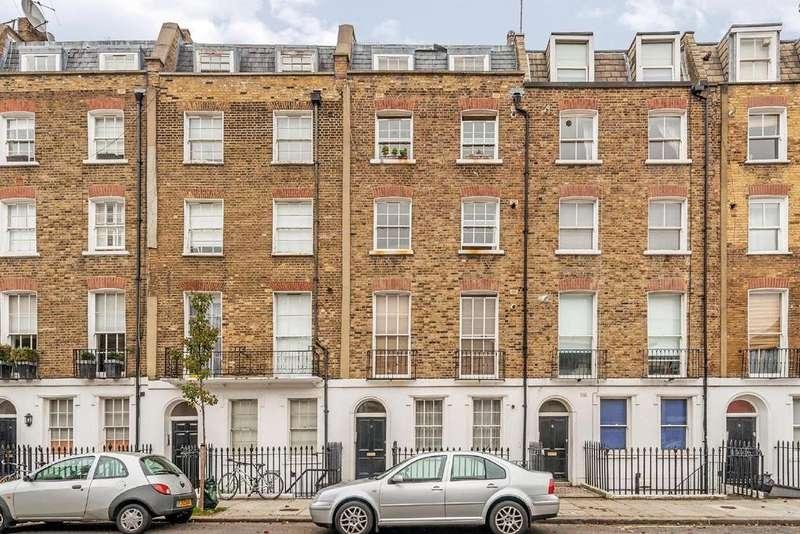 1 Bedroom Flat for sale in Cosway Street, Marylebone