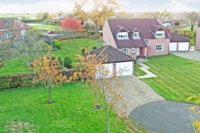 5 Bedrooms Detached House for sale in Sutton Park, Sutton on Derwent, York