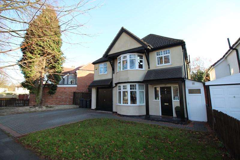 5 Bedrooms Detached House for sale in Littleover Avenue, Hall Green, Birmingham