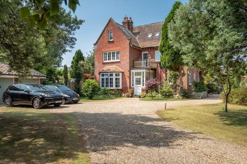 5 Bedrooms Ground Flat for sale in Bembridge, Isle Of Wight