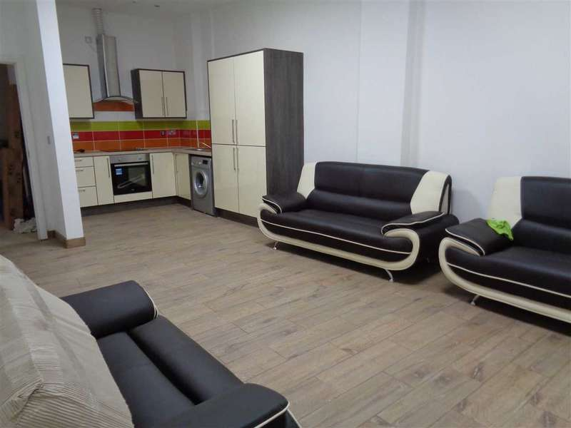 5 Bedrooms Apartment Flat for rent in Rupert Street, LEICESTER