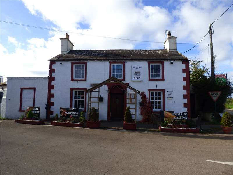 Pub Commercial for sale in The Speculation Inn, Hundleton, Pembroke