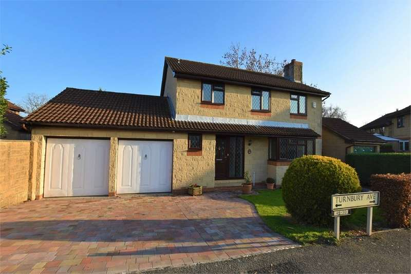 4 Bedrooms Detached House for sale in Turnbury Avenue, Nailsea, Bristol, North Somerset