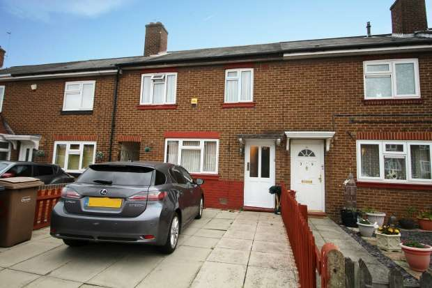 3 Bedrooms Terraced House for sale in Trent Road, Luton, Bedfordshire, LU3 1SZ