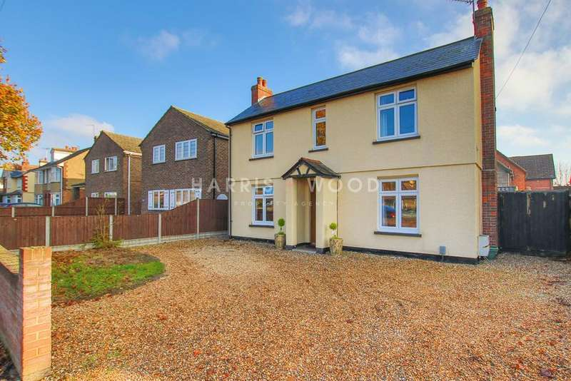 4 Bedrooms Detached House for sale in Ipswich Road, Colchester, CO4