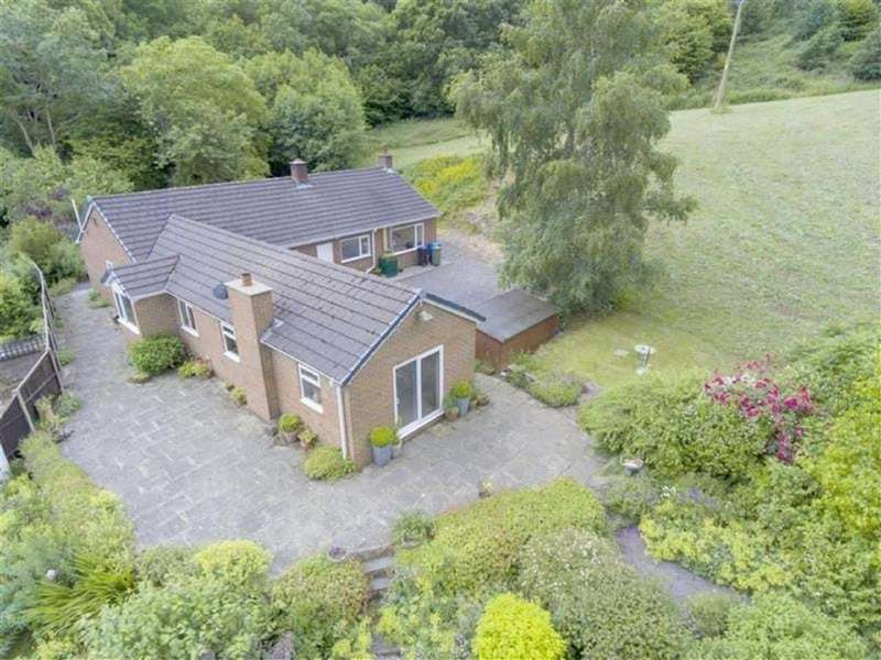 4 Bedrooms Detached Bungalow for sale in Glyndyfrdwy